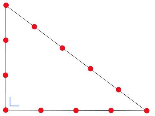 треугольники и привела его