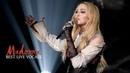 Madonna's Best Live Vocals