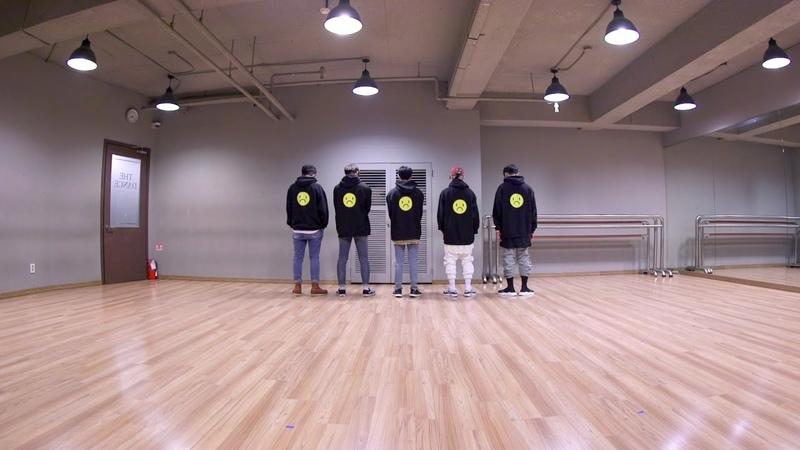 [Dance Practice] 하이라이트(Highlight) - 얼굴 찌푸리지 말아요(Plz don't be sad) 안무 연습 영상