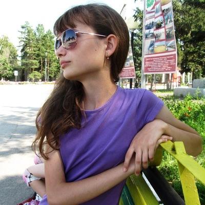 Анжелочка Ткаченко, 9 мая 1999, Новосибирск, id139111204