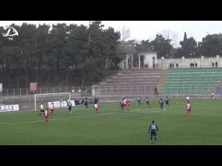 FC Metalurgi Rustavi 0:2 FC Dinamo Tbilisi [HIGHLIGHTS]