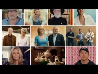 'I get by with a little help from my friends' -- PHE Dementia Friends advert (140secs)