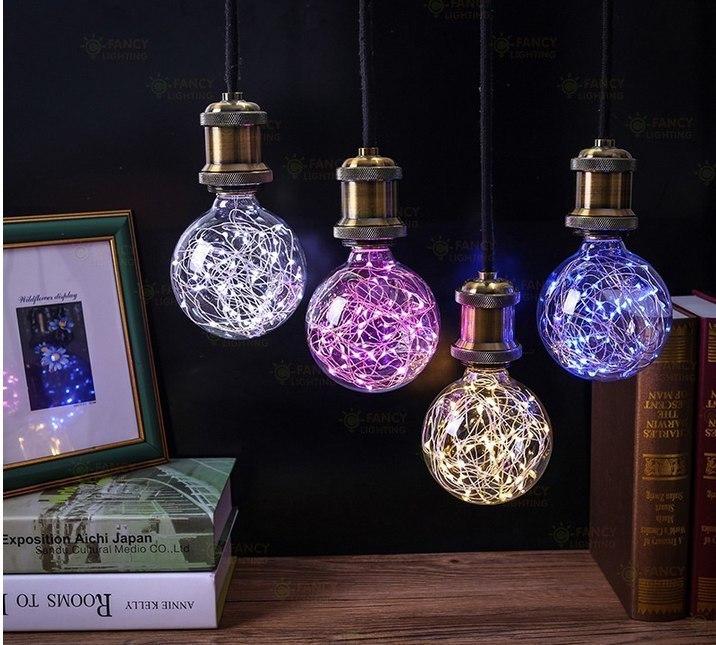 Лампочки -