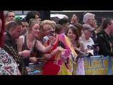 Walking On Sunshine UK film premiere on 11 June 2014 in London, England