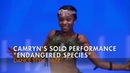 Dance Moms Camryn's Solo Endangered Species S7 E6 HD