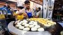 King of Pakistani Street Food - THE BUN KEBAB of Karachi, Pakistan!   $0.22 For a Burger!