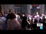 UK Royal Wedding- Gospel Choir sings Stand by Me