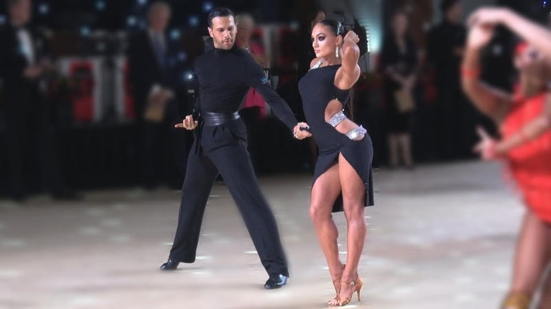 Salvo Sinardi and Viktoria Kharchenko (ITA) - Star Ball 2019 -Amateur Latin | R2 Rumba
