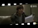 "Ли Мин Хо на записи песни ""My everything""  Cr. 须臾LoveJ"