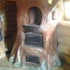 Барбекю, камин и печь
