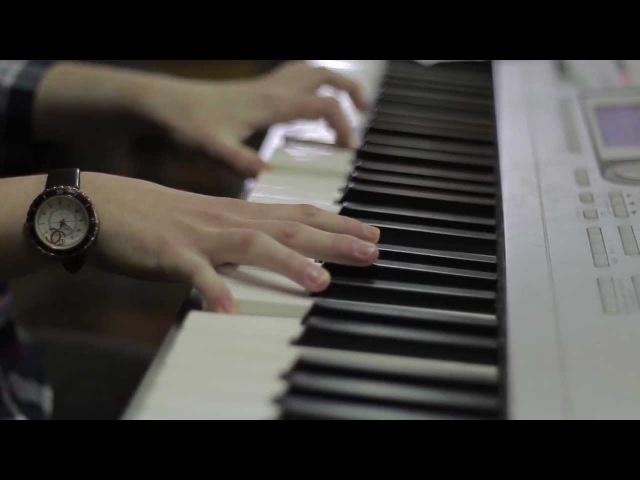 Земфира Дождь ( piano cover version ). Последняя сказка Риты.