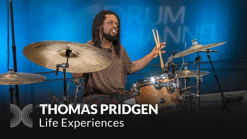 Thomas Pridgen – Life Experiences