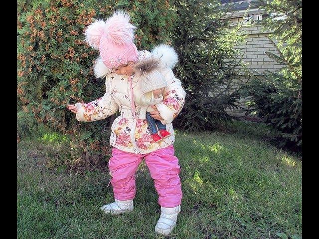 Одеваем куколку Анжелику. Этап 3