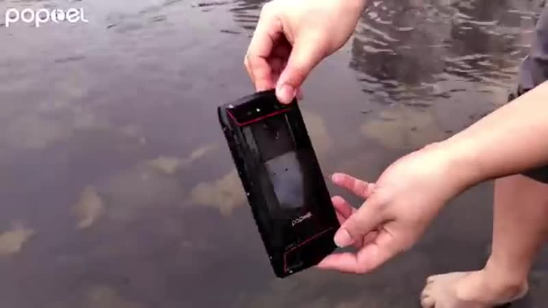 Poptel P60 Waterproof Durability Test Survive or Not