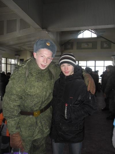 Дима Чусов, 13 марта 1995, Красноярск, id71422517