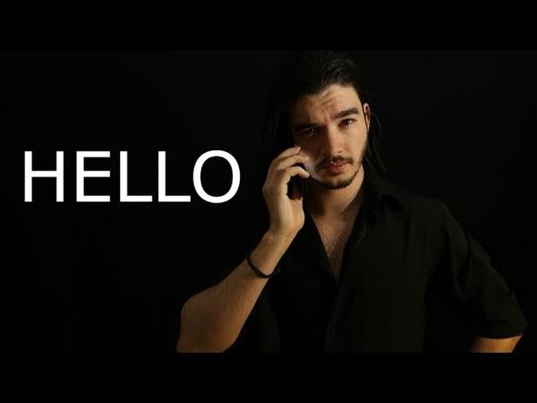 Hello - ADELE cover [ROCK VERSION]