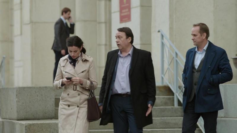 Анна Ковальчук в сериале Тайны следствия 17 (2017) - 9 серия