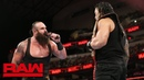 [WBSOFG] Roman Reigns and Braun Strowman call out Brock Lesnar: Raw, Sept. 17, 2018