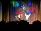 Туркменский танец Куштдепди в Санкт-Петербурге