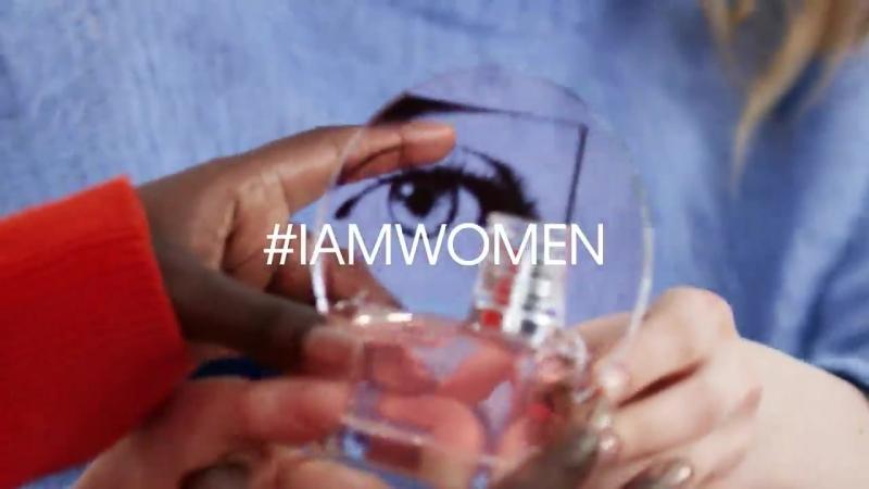 Промо ролик 3 к аромату Women от Calvin Klein