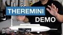 Moog Theremini Demo Theremin Demo