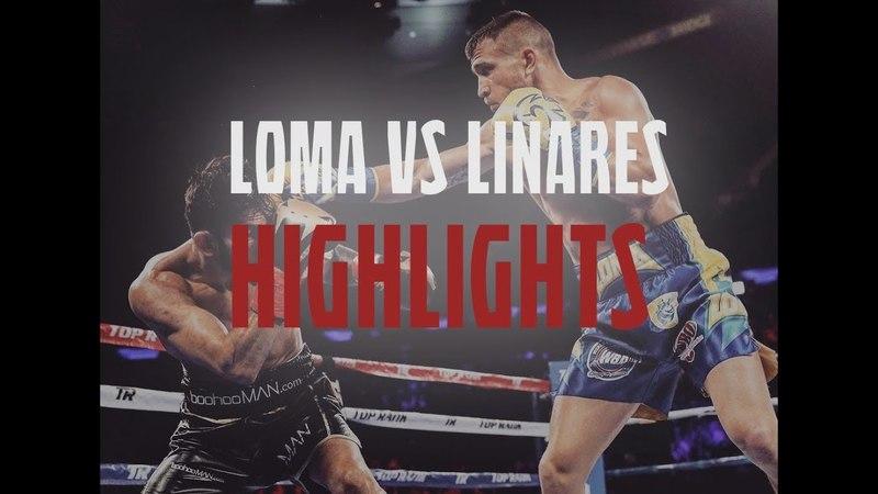 Vasyl Lomachenko VS Jorge Linares HD Highlights!