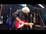 Albert Lee - live performance at NAMM 2014 - Part 1
