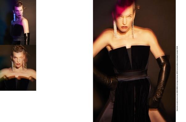мила йовович l'express styles 2018