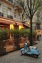 Очарование Парижа, Франция
