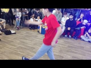 OGF  BBoy Hwan VS King _ top8