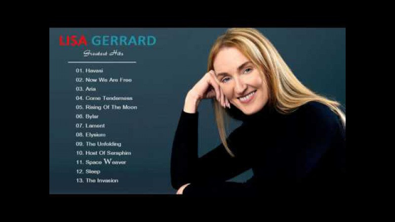 Lisa Gerrard Greatest Hits - Best of Lisa Gerrard [Live Collection]