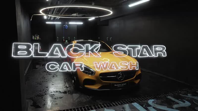 Тимати сам помыл свою машину на автомойке Black Star car Wash.mp4