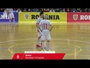 RESUMEN PARTIDO RUMANÍA 1-0 ESPAÑA