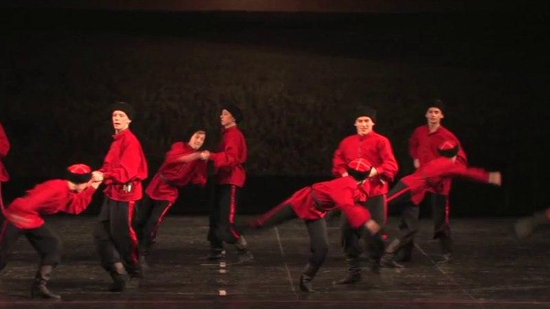 ансамбль танца карусель. Анонс 1 отделение 18