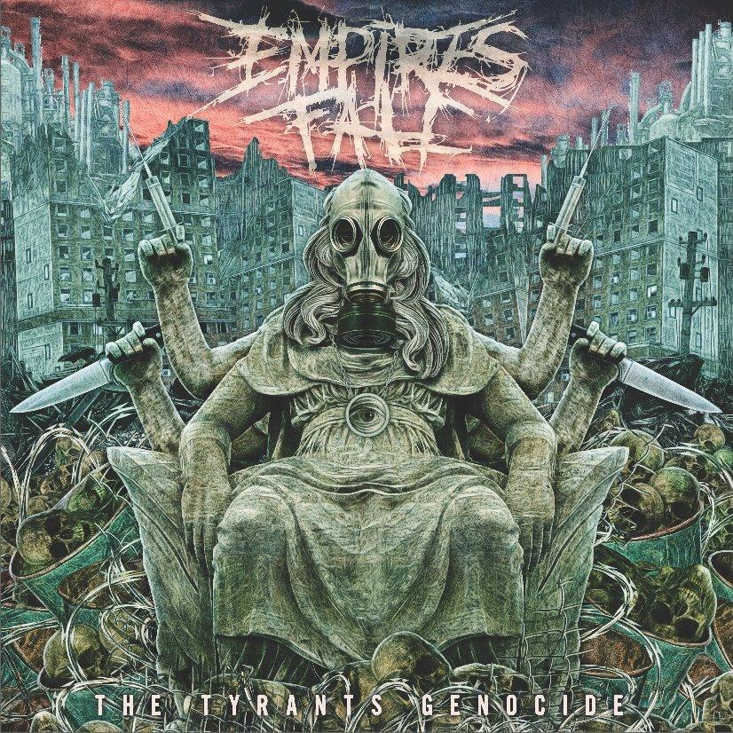 Empires Fall  - The Tyrant's Genocide [EP] (2012)