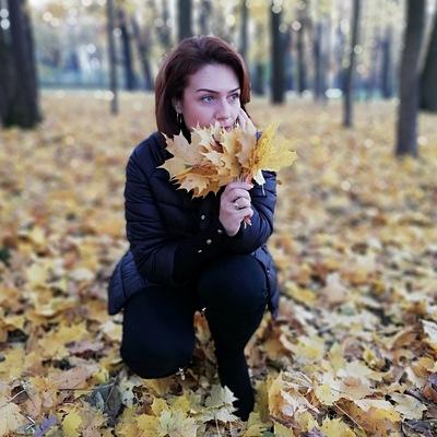 Анастасия Реньгач