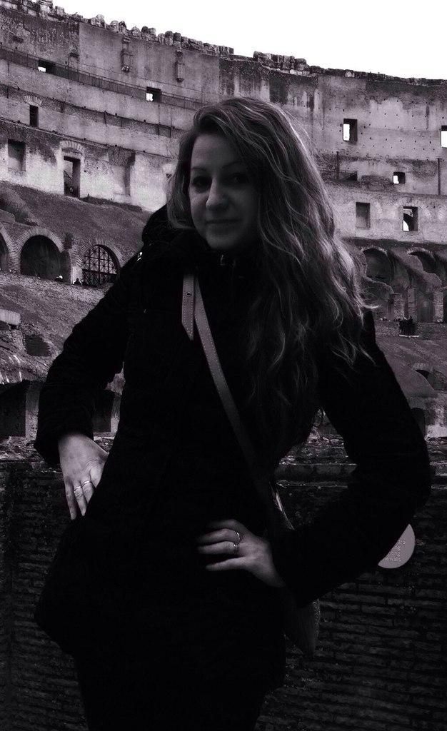 Анюта Усенко, London - фото №2