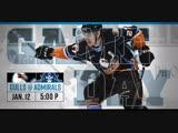 AHL | San Diego Gulls VS Milwaukee Admirals