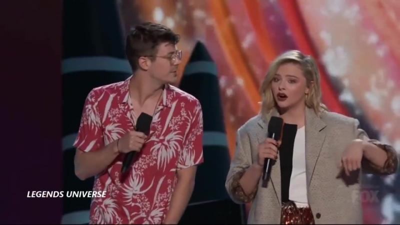 › Церемония награждения «Teen Choice Awards» 12 августа, США.