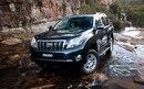 В серийное производство был запущен люксовый внедорожник Toyota Land Cruiser Prado .  Планируется, что.