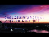 Its MATCHDAY! - - Chelsea v Arsenal. CHEARS - - COME ON YOU BLUES!