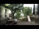 13 06 2014 American mercenary commands the Kiev gunmen at Mariupol firefight (subtitles)