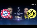 Bayern Munich vs Borussia Dortmund Promo - Champions League Final | 2013 HD