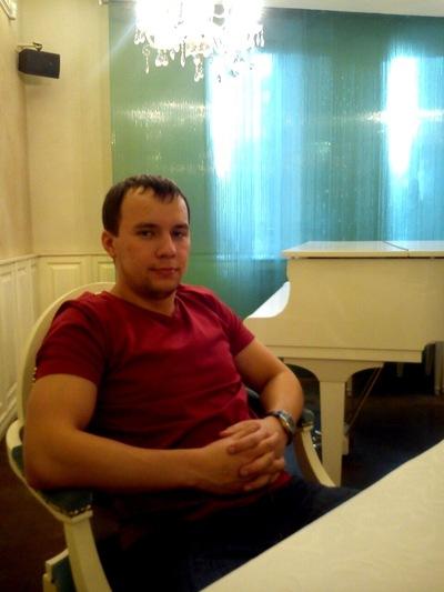 Вадим Сараев, 3 ноября 1985, Пермь, id226417292