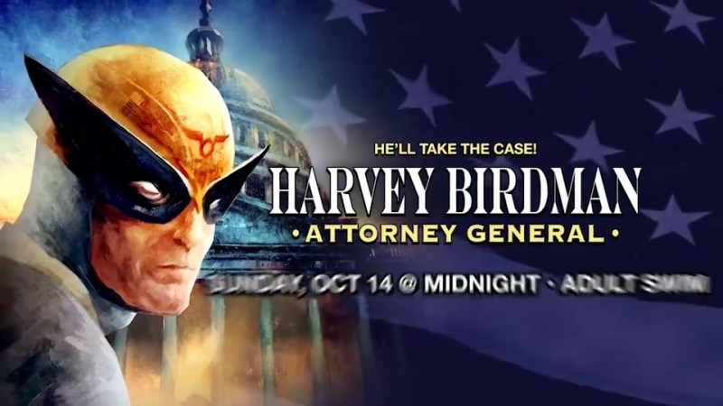 Harvey Birdman Attorney General