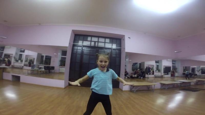 SENTURINA MARIA | LOCKING | FORSAGE DANCE SCHOOL