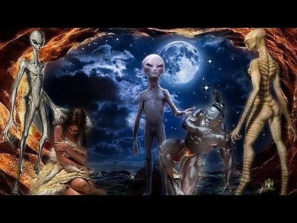 Инопланетная колыбель человечества. Тайны мира. Документальные фильмы