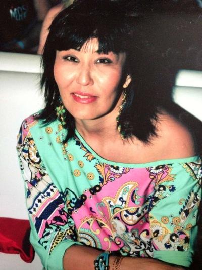 Елена Жалсабон, 14 сентября , Улан-Удэ, id168241791