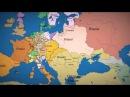 Европейские изменения границы за последние 1000 лет