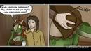 Skyrim comic's Lusty Argonian Maid'd
